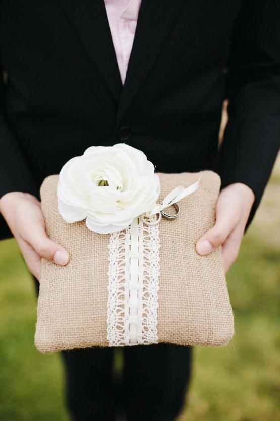Düğün -  Nisan Yuzuk Yastigi