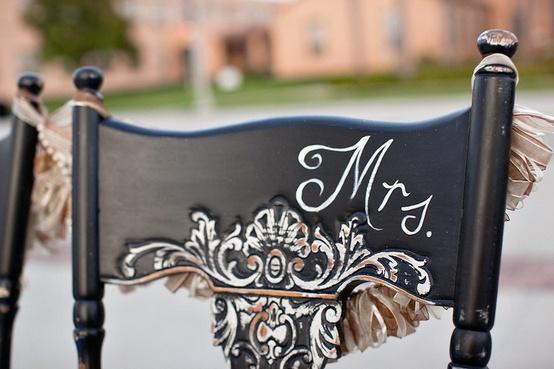 Mariage - Détails sur le mariage