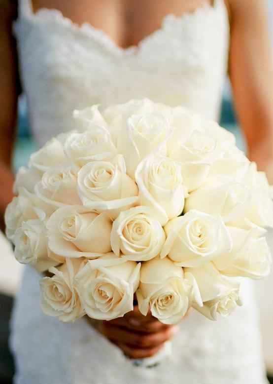 Wedding Bouquet With Roses : Bouquet flower wedding bouquets  weddbook