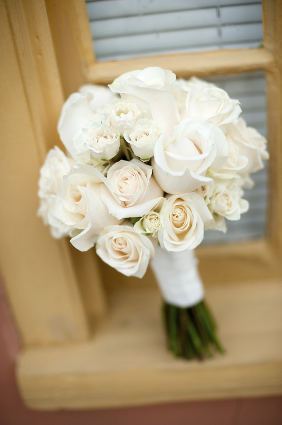 Wedding Flowers Roses Bouquet Flower Wedding Bouquets 904186 Weddbook