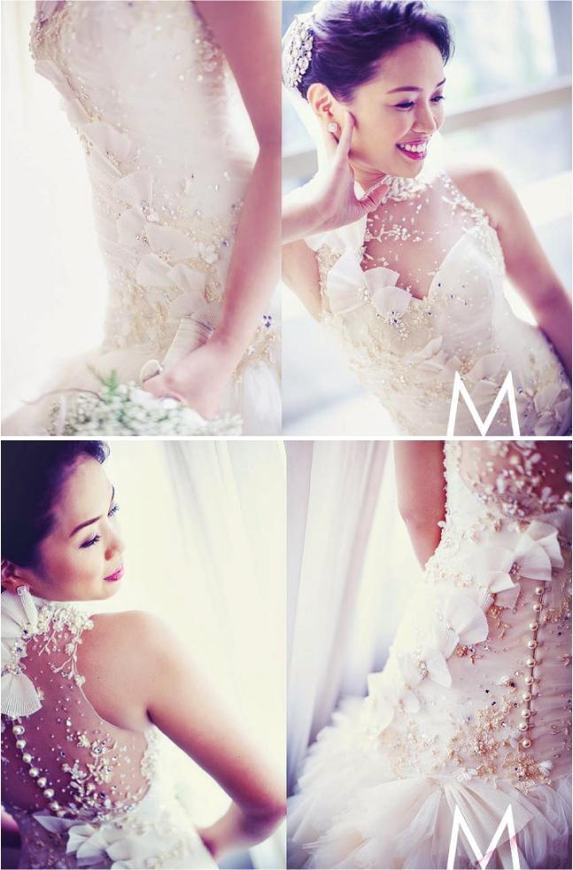 Boda - Chic Diseño especial vestido de novia