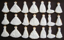 wedding photo -  Creative Wedding Cookies ♥ Unique Wedding Favors