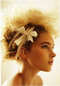 wedding photo -  Волосы
