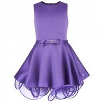 wedding photo -  Karinette Purple Dress