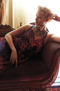 wedding photo - Мегаполис, комбинезоны С нагрудниками Ожерелье, Ranna Гилл ♥ Swarovski Crystal Ожерелье