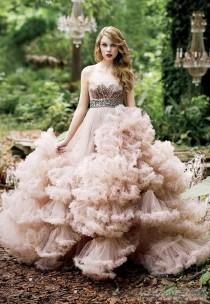 wedding photo -  Dream Wedding Dress ♥ Fairy Wedding Dress