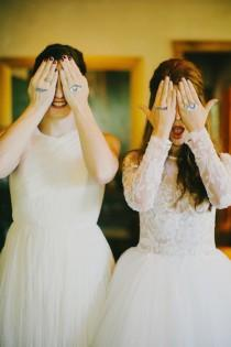 wedding photo - Say Cheese