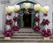 wedding photo - Hochzeit Luftballons: Say I Do!