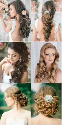wedding photo - Les cheveux doivent Dos