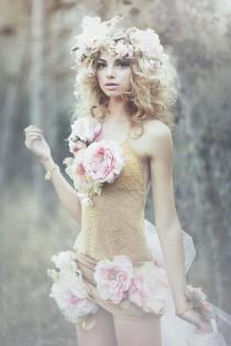 wedding photo - The Wild Rose Fairy By Emily  Soto