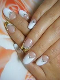 wedding photo - Summer Nail Art Idea