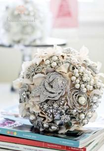 wedding photo - Hochzeits-Blumen-Bouquet