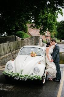 wedding photo - Beautiful Car For Couple