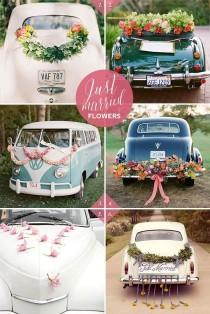 wedding photo - 18 Getaway Car Ideas