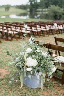 wedding photo - Adaumont Farm Wedding By Leigh Pearce - Southern Weddings