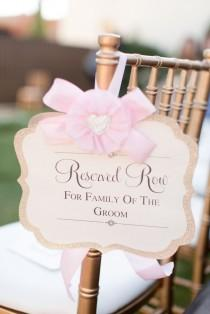 wedding photo - Romantic Pink Rose Wedding