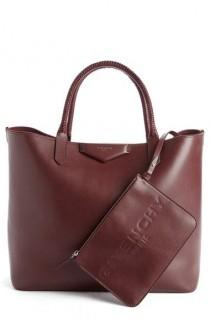 wedding photo - Givenchy 'Large Antigona' Leather Shopper