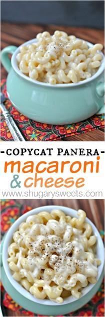 wedding photo - Copycat Panera Macaroni And Cheese