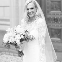 wedding photo - Amsale Bridal