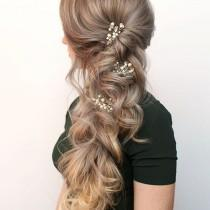 wedding photo - Lovely Hairstyle