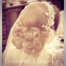 wedding photo - Creative Bridal Hairstylist