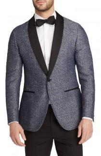 wedding photo - Bonobos Trim Fit Cotton & Linen Dinner Jacket