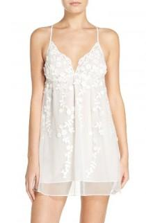 wedding photo - Flora Nikrooz Evette Venise Lace Chemise