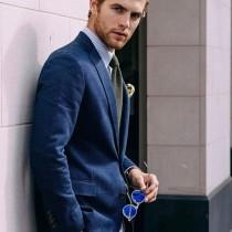 wedding photo - BEAUTIFUL MENSWEAR