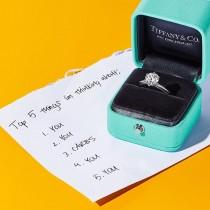 wedding photo - Tiffany & Co.