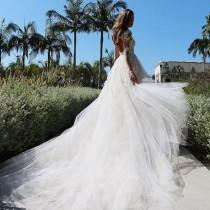 wedding photo - Monique Lhuillier Bride