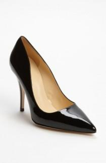 wedding photo - kate spade new york 'licorice too' pump (Women)