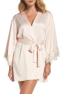 wedding photo - Flora Nikrooz Alessia Charm Satin Robe