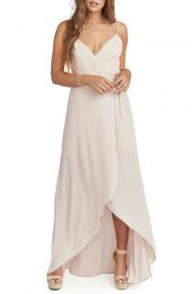34bc680654f Show Me Your Mumu Mariah Wrap Maxi Dress