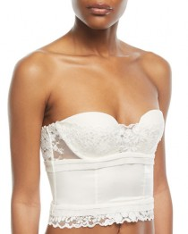 wedding photo - Azalea Strapless Corset