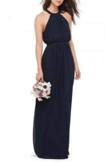 wedding photo - WTOO Blouson Chiffon Gown