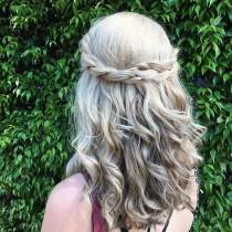 wedding photo - Christina - Hair Romance