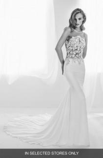 wedding photo - Atelier Pronovias Ralisa Embellished Mermaid Gown