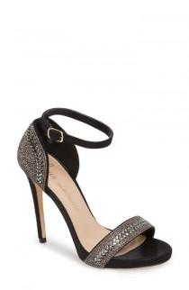 wedding photo - Lauren Lorraine Adelle Embellished Sandal (Women)