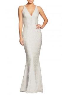 wedding photo - Dress the Population Harper Mermaid Gown