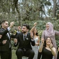 wedding photo - Polka Dot Bride