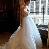 wedding photo - Monique Lhuillier