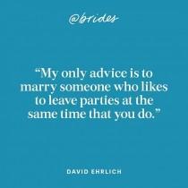 wedding photo - BRIDES Magazine
