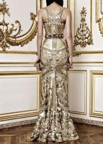 wedding photo -  Luxury Special Design Evening Dress | Iddiali Abiye Elbise Modelleri