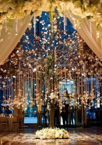wedding photo -  Wedding Guest Tree ♥ Unique & Creative Wedding Ideas | Dugun Dilek Agaci
