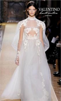 wedding photo - Valentino Haute Couture