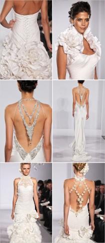 wedding photo - Pnina Tornai 2012 Bridal Collection ♥ Beautiful Wedding Dresses
