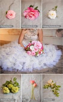 wedding photo -  Pink Bridal Bouquet