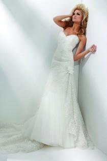 wedding photo -  Tony Bowls Bridal