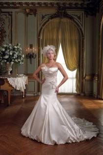 wedding photo -  David Tutera for Mon Cheri