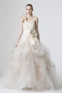 wedding photo - فيرا وانغ فستان الزفاف Dovima
